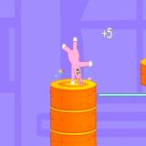 沙雕兔子人跳一跳